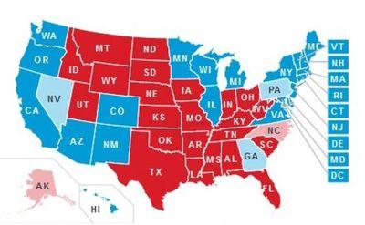 ¿Cómo eligen los norteamericanos a su Presidente y Vicepresidente?