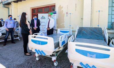 80% de ocupación de camas hospitalarias por covid-19 en el país