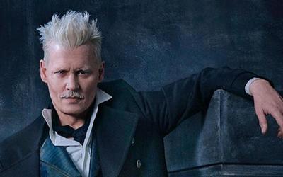 Johnny Depp renunció a su papel en 'Animales fantásticos', tras pedido de Warner Bros