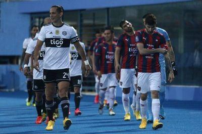 Postergan clásico entre Olimpia y Cerro Porteño correspondiente al Clausura