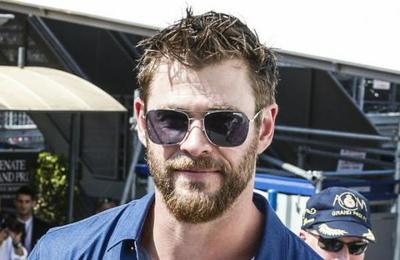 Chris Hemsworth reconoce que sus hijos se ríen de él cada vez que intenta hablar español