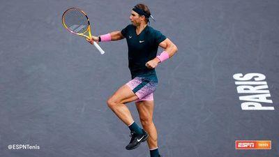 Nadal avanza a semifinales