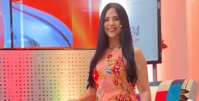 """HOY / Telefuturo difundió video de ex y expuso a Norita Rodríguez: """"Es violencia telemática"""""""