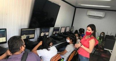 La Nación / Puerto Pinasco ya cuenta con internet gratuito
