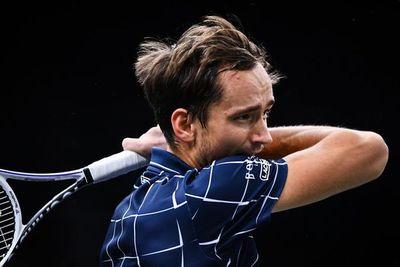 Diego Schwartzman cae ante Medvedev en cuartos de París