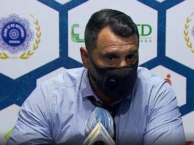 Mario Jara considera que el partido fue parejo