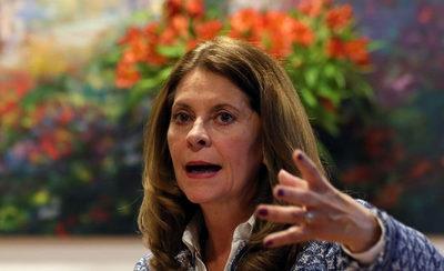 La vicepresidenta colombiana ve clave la equidad de género para la recuperación