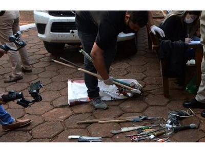 Allanan penal de CDE alertados por posible pelea entre facciones