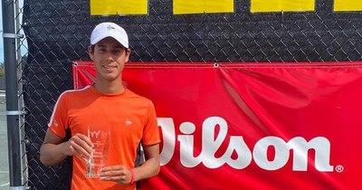 La Nación / Daniel Vallejo es doble campeón en los EEUU