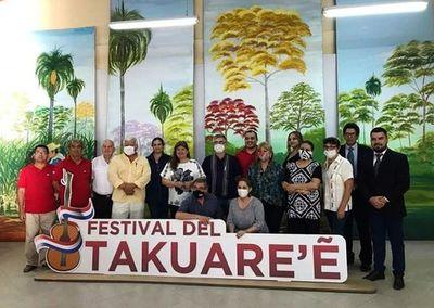Festival del Takuare'ê, en forma online