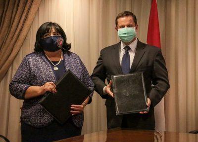 El Minna y la Corte Suprema de Justicia firman convenio para agilizar procesos de guarda y adopciones