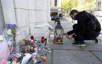 Francia recuerda en Niza a las últimas víctimas del terrorismo islamista