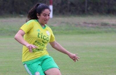 Orgullo de la familia: Deisy Ojeda jugará en el fútbol europeo
