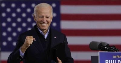 HOY / Joe Biden es nuevo presidente de los Estados Unidos