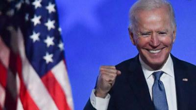 Joe Biden es nuevo presidente de los Estados Unidos