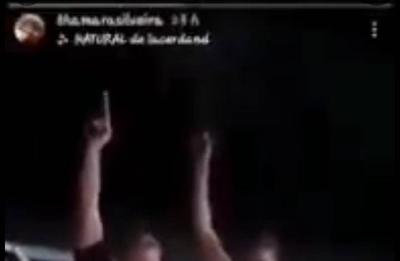 HOY / Detienen a dos jóvenes que realizaron disparos al aire en una fiesta