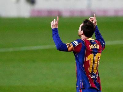 """""""Si Lionel Messi no tiene molestias, siempre es titular"""""""