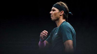 """""""Estuve competitivo y jugué buen tenis algunos momentos"""""""