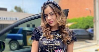 Larissa Riquelme nombró a la mujer con la que le gustaría salir