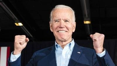HOY / Mario Abdo felicita a Joe Biden por su victoria en las presidenciales de Estados Unidos