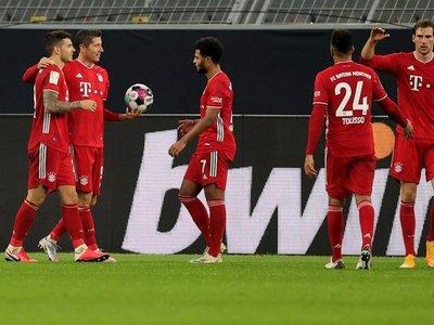 Bayern Múnich se queda con el clásico