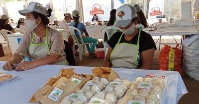 La Nación / G. 200 millones es el desafío de ventas de la primera feria de productores en Caacupé