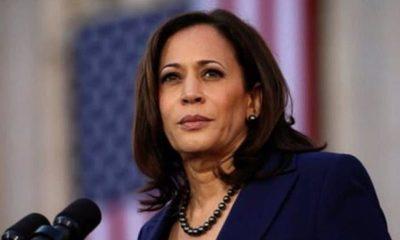 Kamala Harris hace historia al convertirse en primera vicepresidenta de Estados Unidos