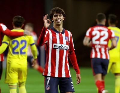 Atlético de Madrid continúa imbatible