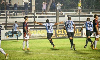 Con un golazo, Guaireña rescata un valioso empate ante Cerro Porteño