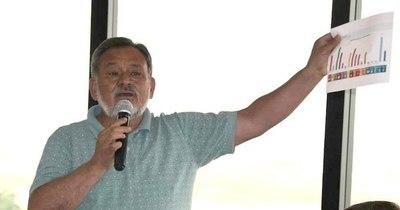 La Nación / Sixto Pereira insiste en pedido de catastro de tierras malhabidas