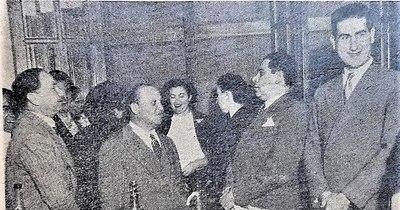 La Nación / Publicaciones sobre las actividades radiales en medios escritos en las décadas pasadas