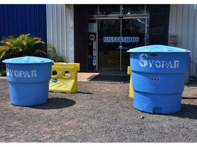 Masivos cortes de la Essap disparan la demanda de los  tanques de agua