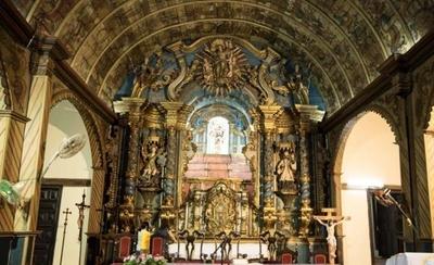 HOY / Cultura revitalizará templo de la Virgen de la Candelaria