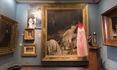 La Colección Mendonca en el Museo Nacional de Bellas Artes