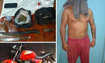 Capturan a presunto asesino en Itakyry