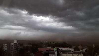 Pronostican tormentas eléctricas, con vientos de hasta 100 km/h en Bajo Chaco y Región Oriental