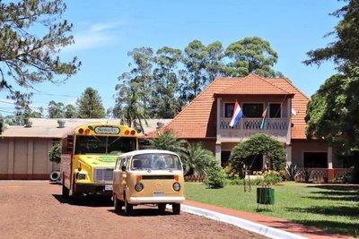 El primer «Mate Bar» del Paraguay aguarda a visitantes en Bella Vista, Itapúa