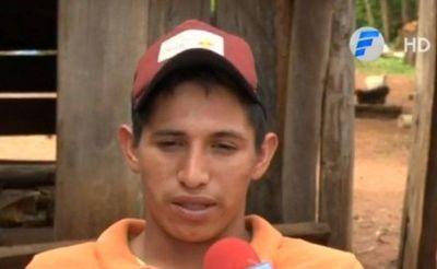 Adelio Mendoza pide un trabajo para estudiar – Prensa 5
