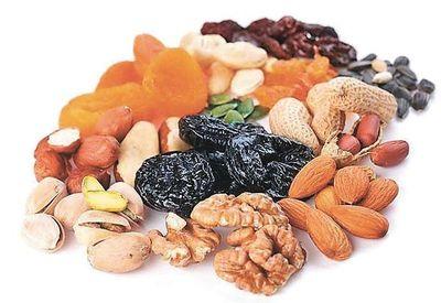 El consumo de frutos secos modula la fertilidad masculina