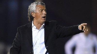 Gorosito, el décimo DT argentino de Olimpia