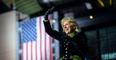 La Nación / Jill Biden, una oportunidad para transformar el papel de primera dama