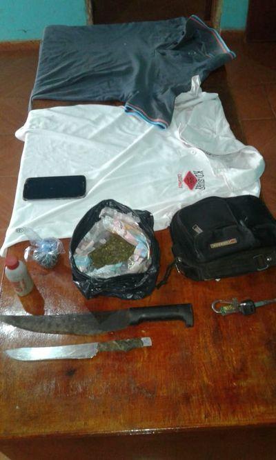 Detienen a presunto homicida en Itakyry