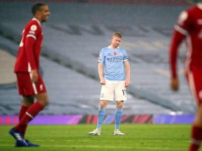 El Liverpool escapa vivo de De Bruyne