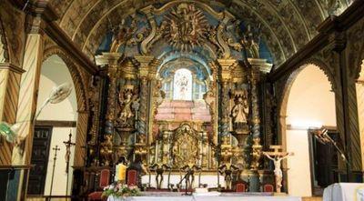Cultura revitalizará templo de la Virgen de la Candelaria