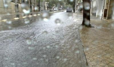 Meteorología pronostica inicio de semana cálido y lluvioso