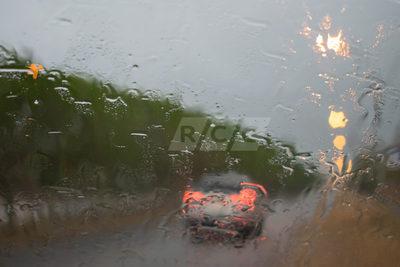 Lunes lluvioso y con ambiente agradable