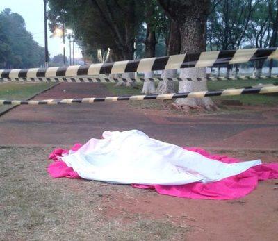Matan a puñaladas a un joven en una plaza durante riña en ronda de tragos