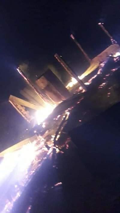 Sexagenarios fallecen en un incendio – Prensa 5