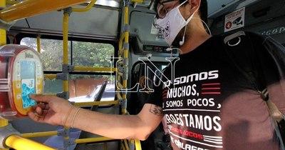 La Nación / Billetaje electrónico: demanda superó a la oferta y generó una crisis