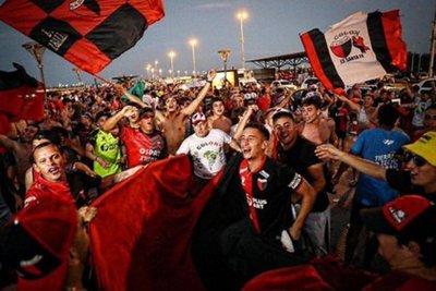 ¿Cómo olvidarlo? Se cumple un año de la emocionante final de la Copa Sudamericana en la Nueva Olla